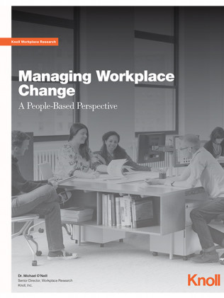 Managing Workplace Change: A People Based Perspective