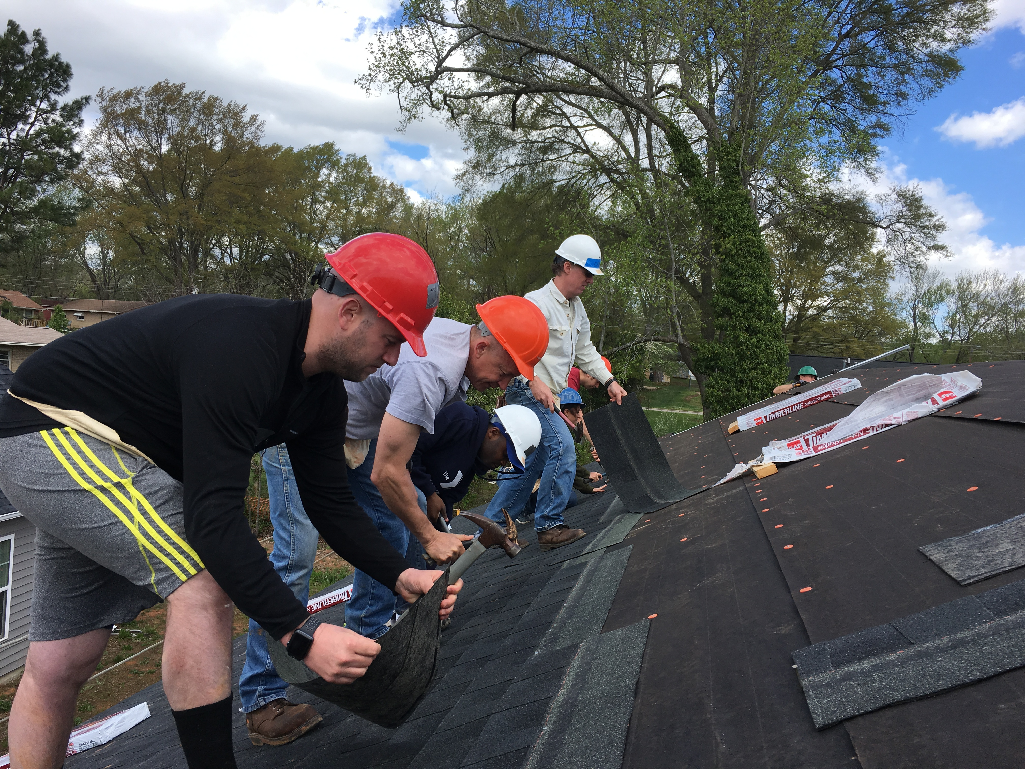 Roofing in Action 2