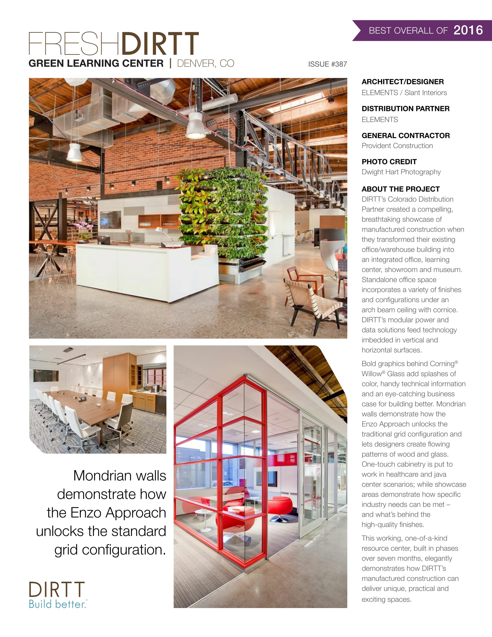 Green Learning Center Issue 387