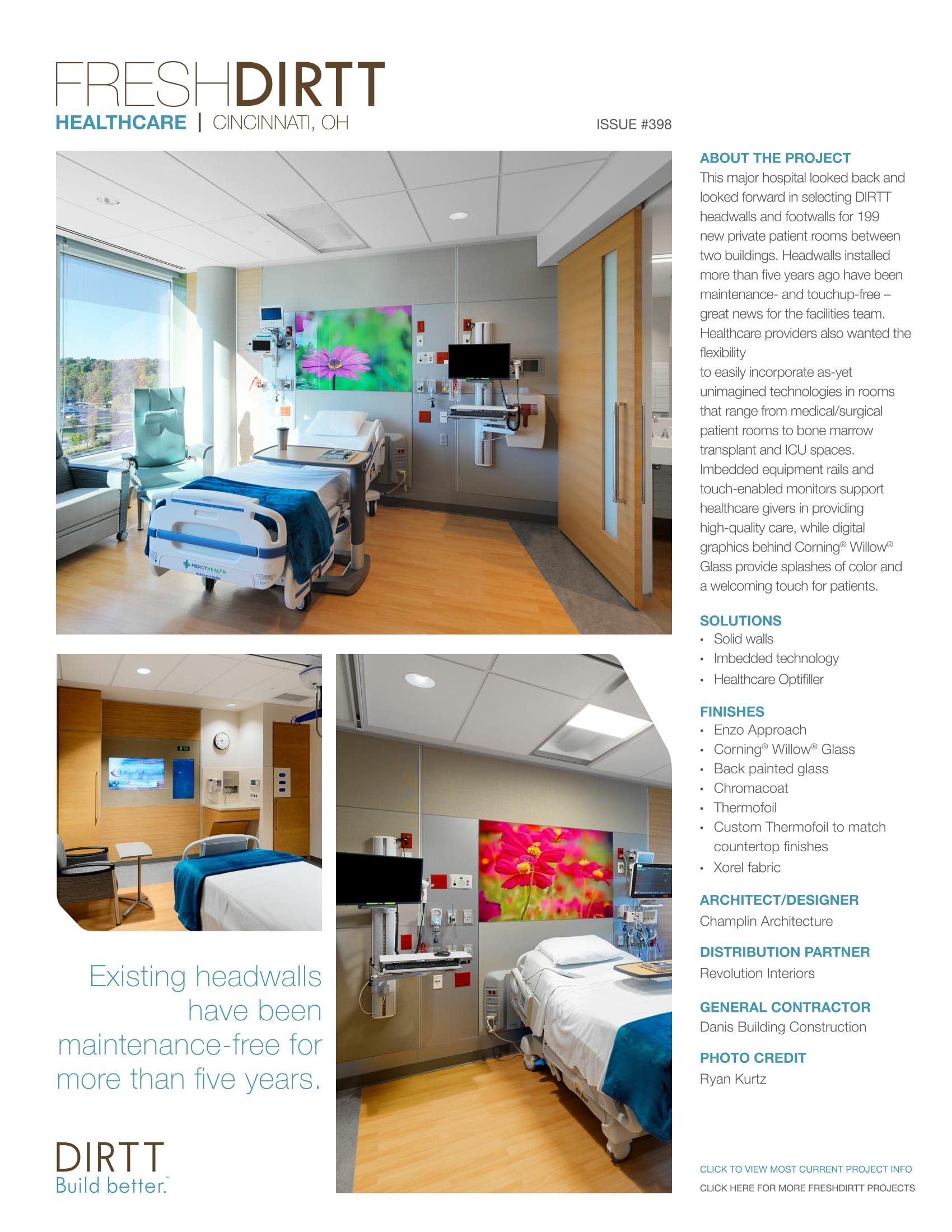 Healthcare Issue 398