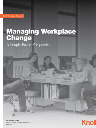 Managing Workplace Change - A People-Based Perspective