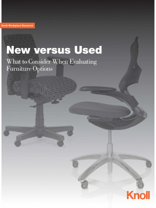 New vs. Used - What to Consider When Evaluating Furniture Options
