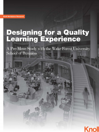 Designing for a Quality Learning Experience